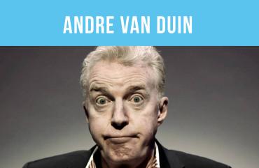 Andre van Duin1