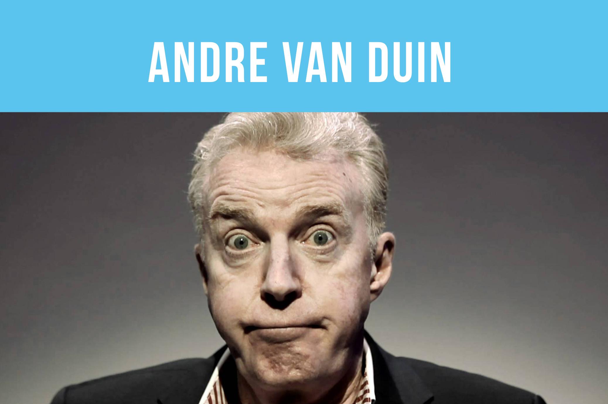 TV Vrienden-Andre van Duin TV Vrienden